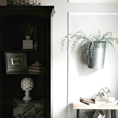 Friday Favorites: Galvanized Metal Decor