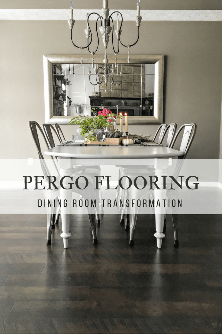 Pergo Flooring Dining Room Reveal 2