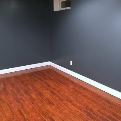 Craft Room Update with new flooring