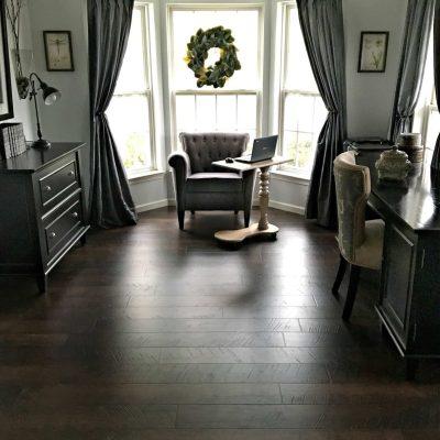 Pergo Flooring: Office Reveal!