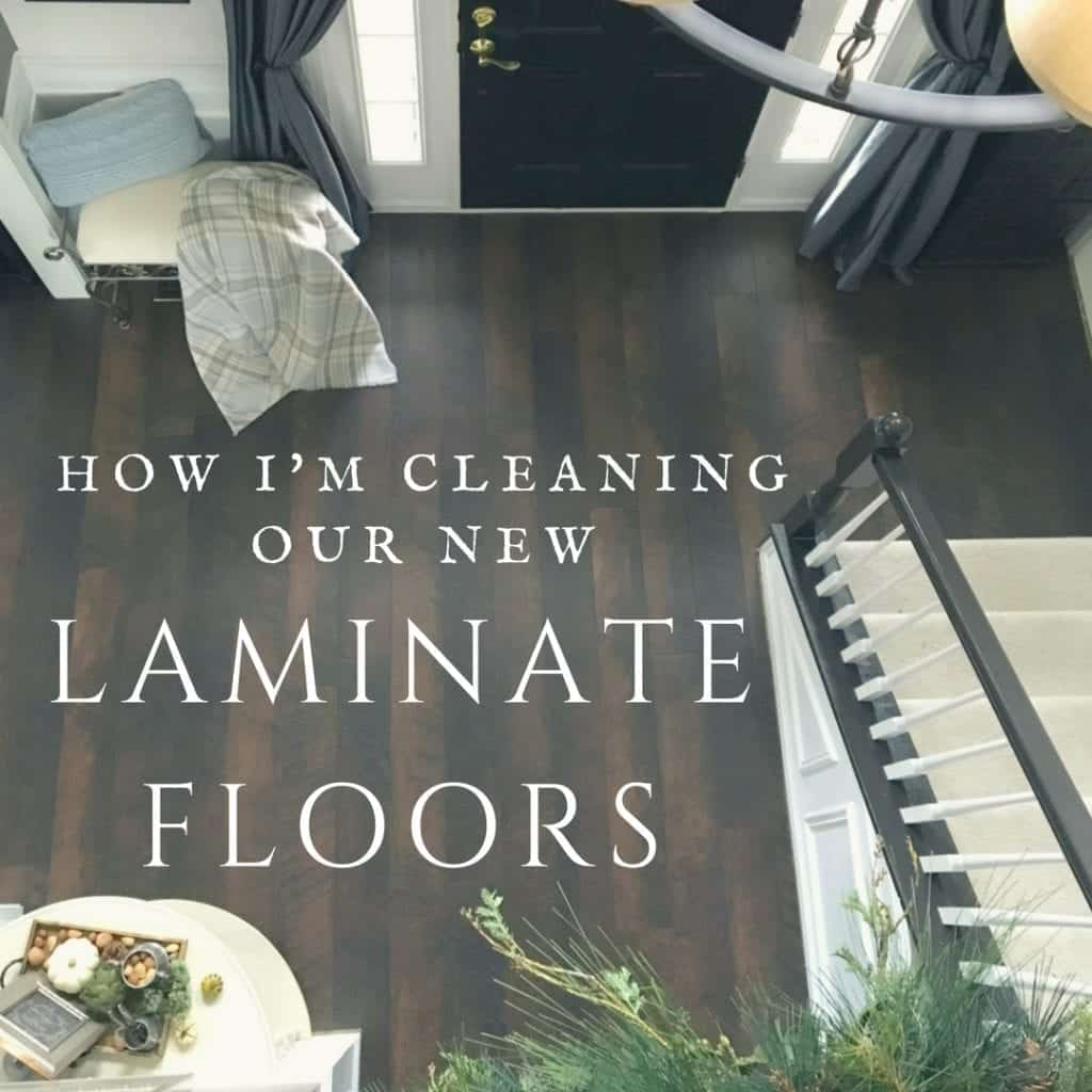 Vacuuming Laminate Floors without scratching