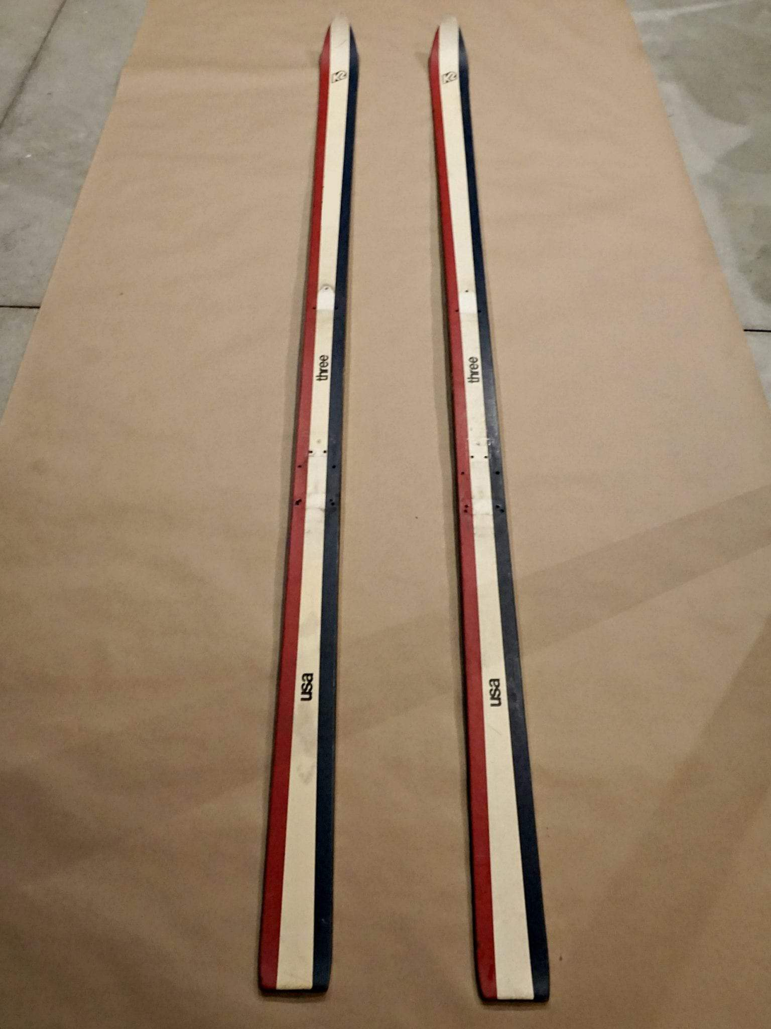 diy-faux-wood-skis-before-picture