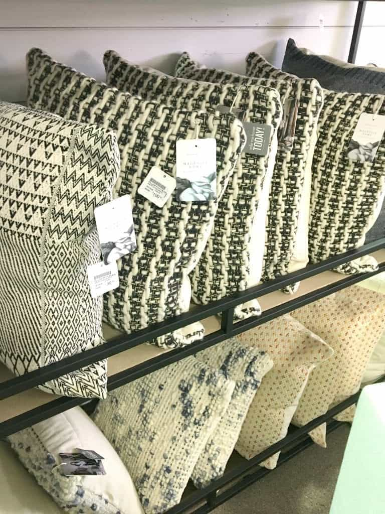 Scandinavian Pillows Joanna Gaines Furniture