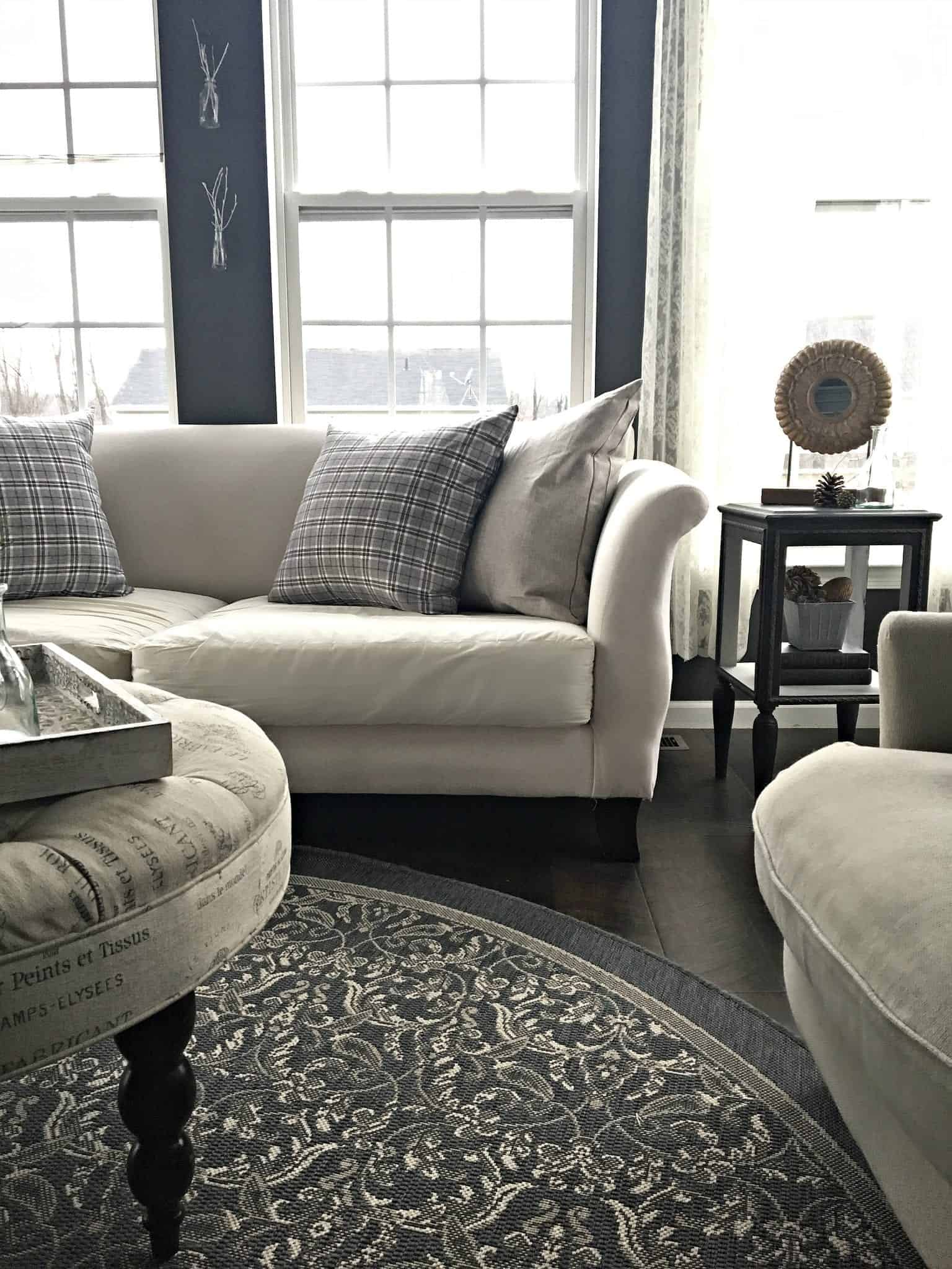 Crushing on Joanna Gaines Furniture + about my old couch