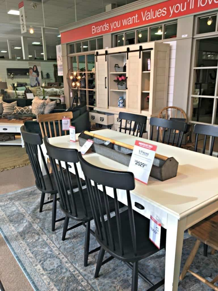 White Dining Room Table Joanna Gaines Furniture