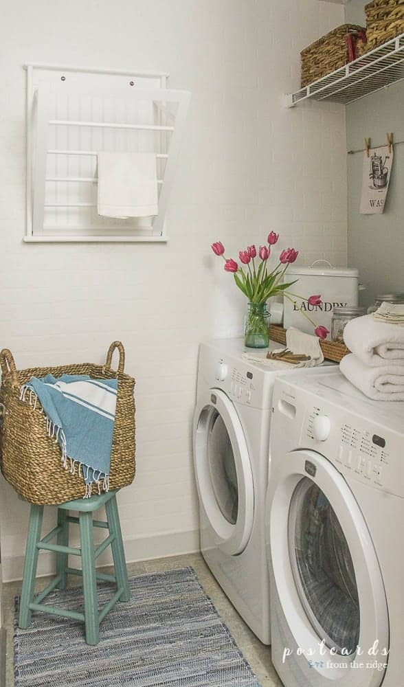 Tiny Laundry Room Ideas