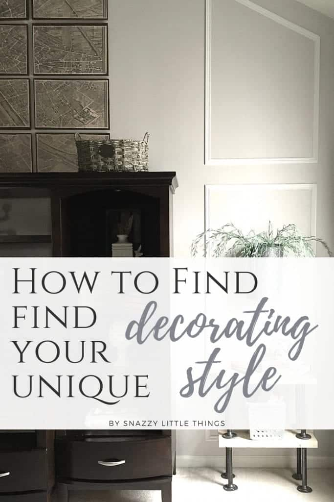 How To Find Your Decorating Style Snazzy Little Things