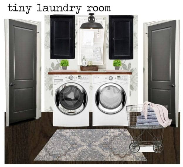 Laundry Room Option 2