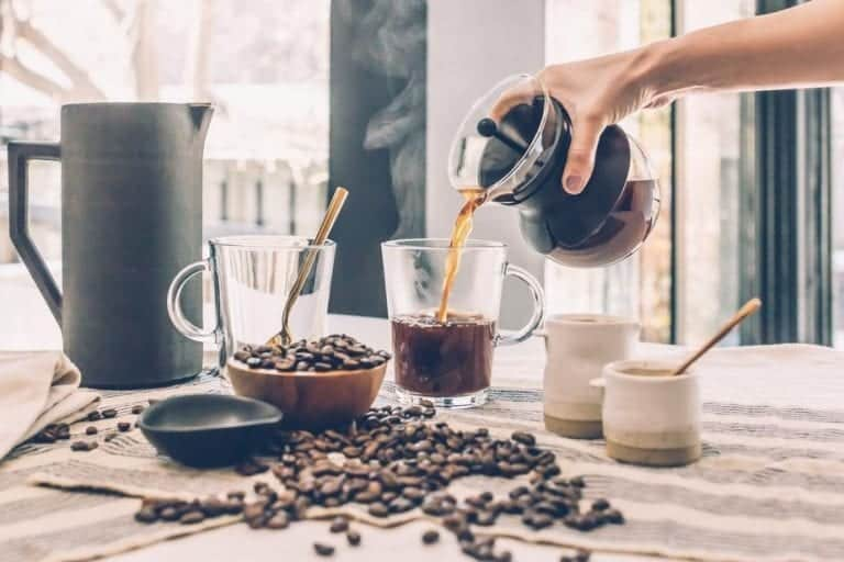 Easy French Press Coffee (Video)