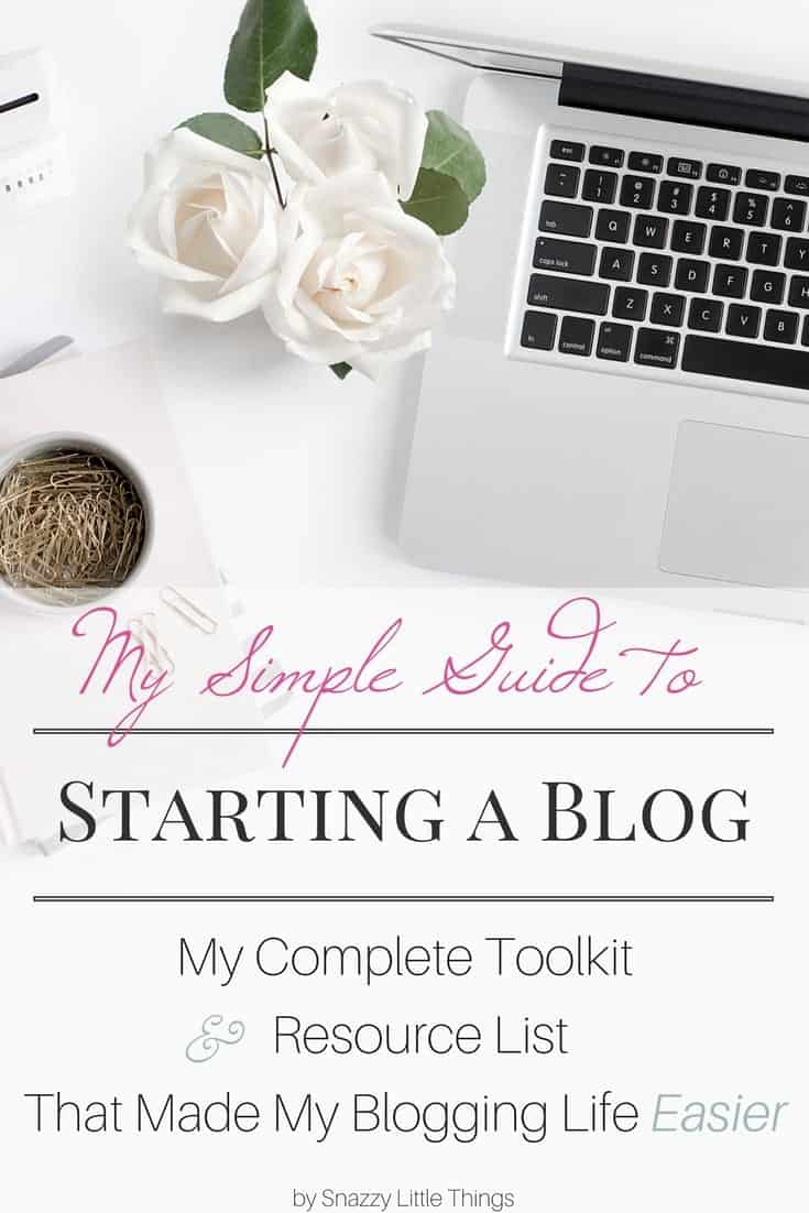 My Blogging Toolkit: 40+ Resources to Grow Your Blog