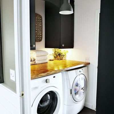 Laundry Room REVEAL!