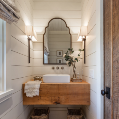 4 Simple Ways to Update Your Guest Bath
