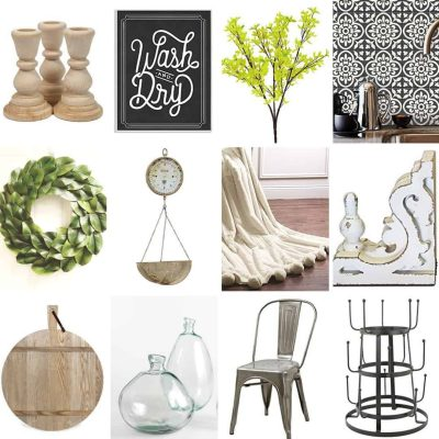 50+ Modern Farmhouse Accents Bloggers LOVE