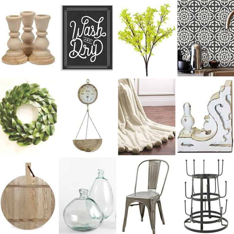 50+ Modern Farmhouse Accents Bloggers LOVE