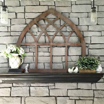 diy-gothic-cathedral-window-frame-fixer-upper reveal