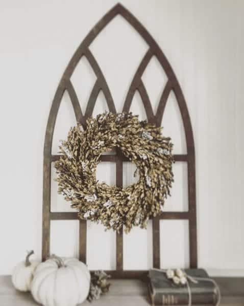 Cathedral Window Frame Design #220