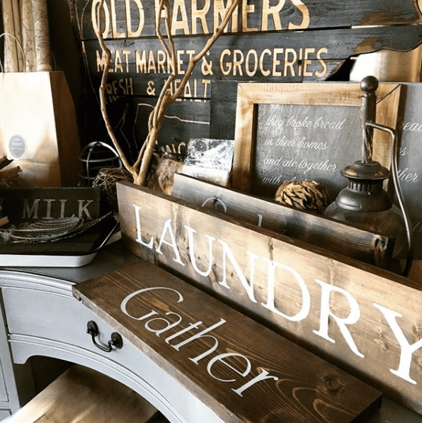 Wooden Signs Handmade by Snazzy Little Things