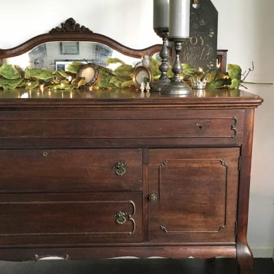 A $50 Queen Anne buffet