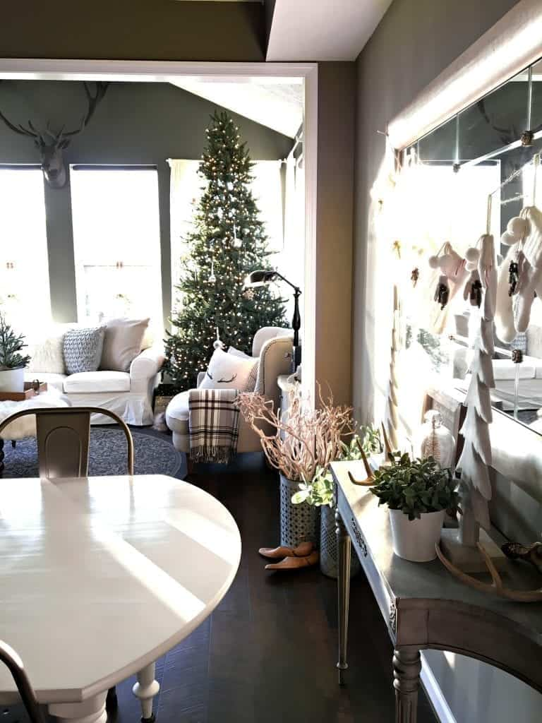 Sunroom Decorating Tour