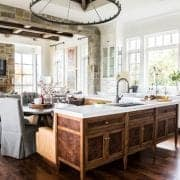 How to choose stone kitchen countertops