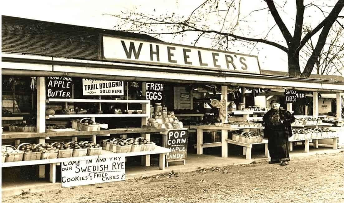 Wheeler's Market owned by Caniglia family now The Sampler 5204 Darrow Road Hudson