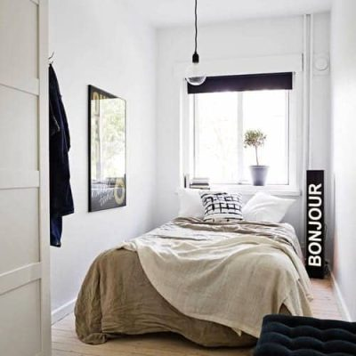 8 Ways To Make Small Spaces Feel Bigger Instantly