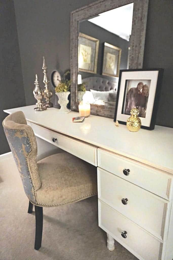 Guest Bedroom Reveal Night Stand-2