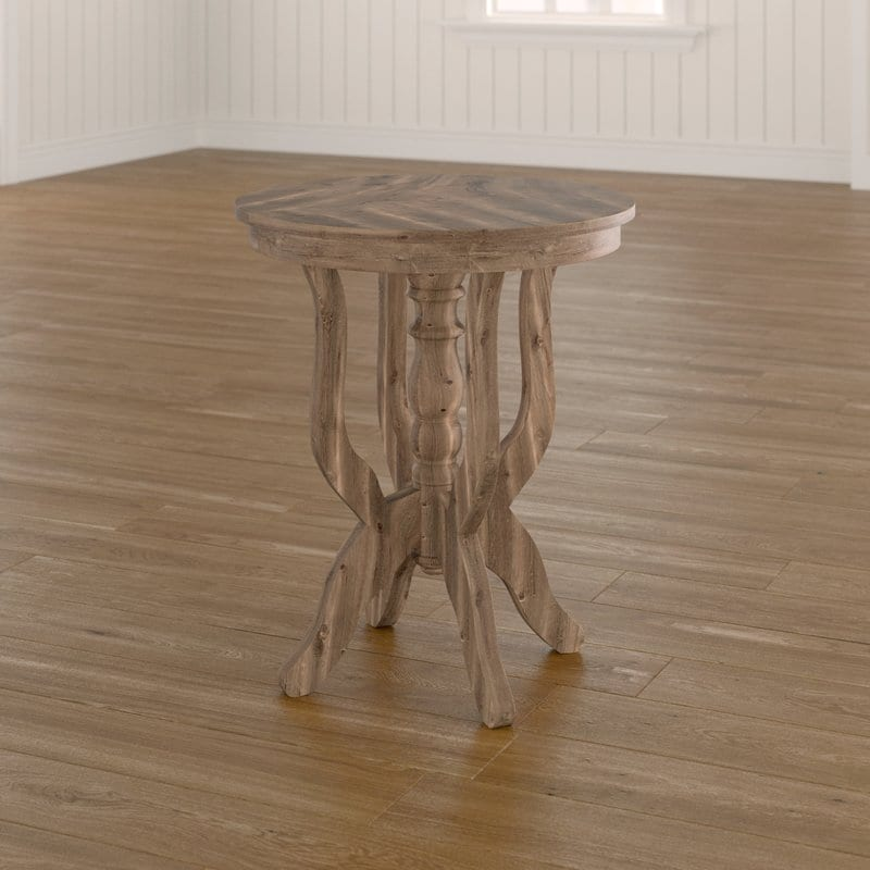 Merrick+Pedestal+Table