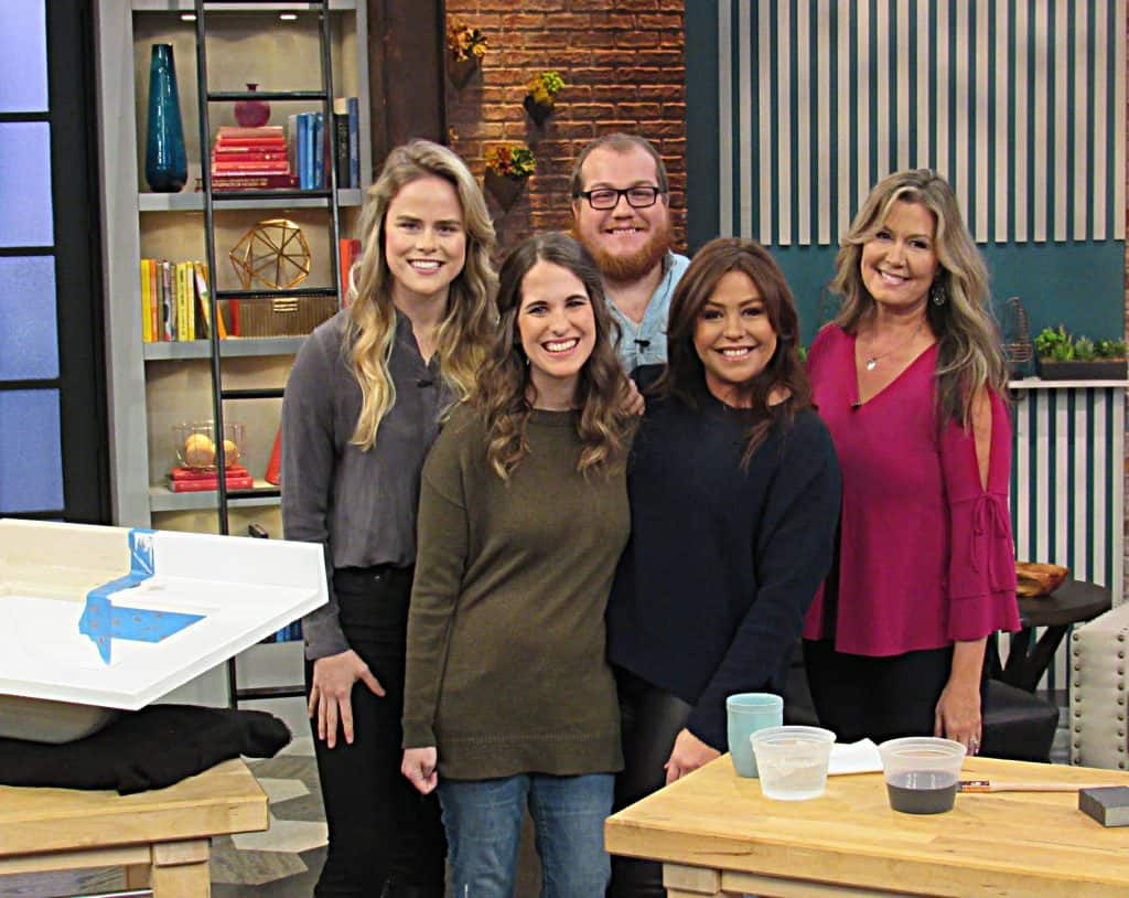 Snazzy Little Things on Rachael Ray Show Season 13 Episode 95