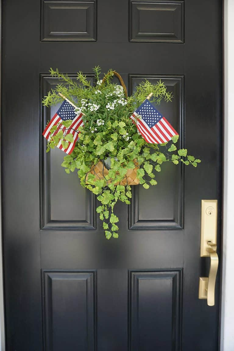 Black Front Door Paint: My Lessons Learned