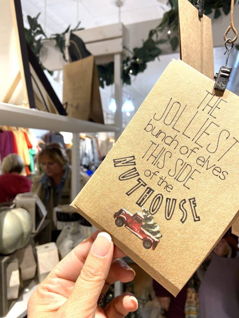 Griswold Xmas Pop Up Shop Snazzy Little Things