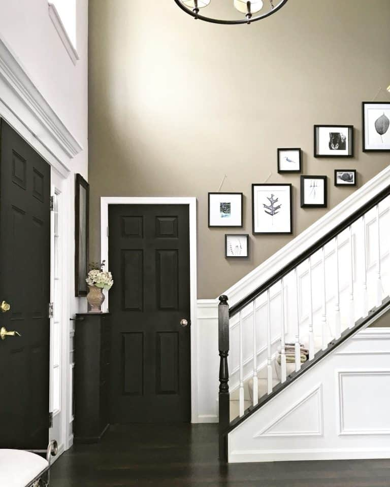 DIY Wainscoting Step-By-Step Guide!