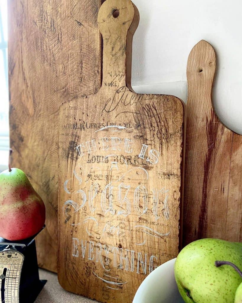 Cutting Board Craft Project