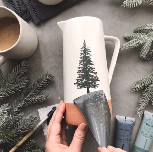 Tree Mesh Stencil